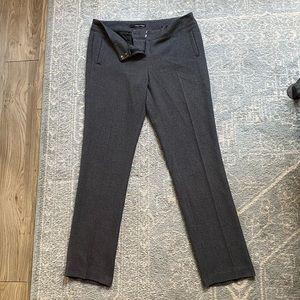 Amanda & Chelsea dark gray trousers size 8